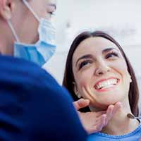 The ozone generator provides the ozone gas that is then administered through to the mouth via a special mouthpiece that is worn by the patient.